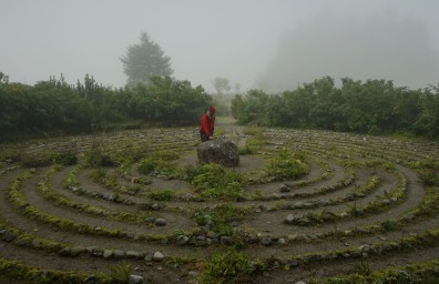 Merciful Love Labyrinth, Juneau
